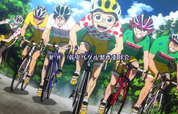 La historia del ciclismo en el anime [VÍDEO]