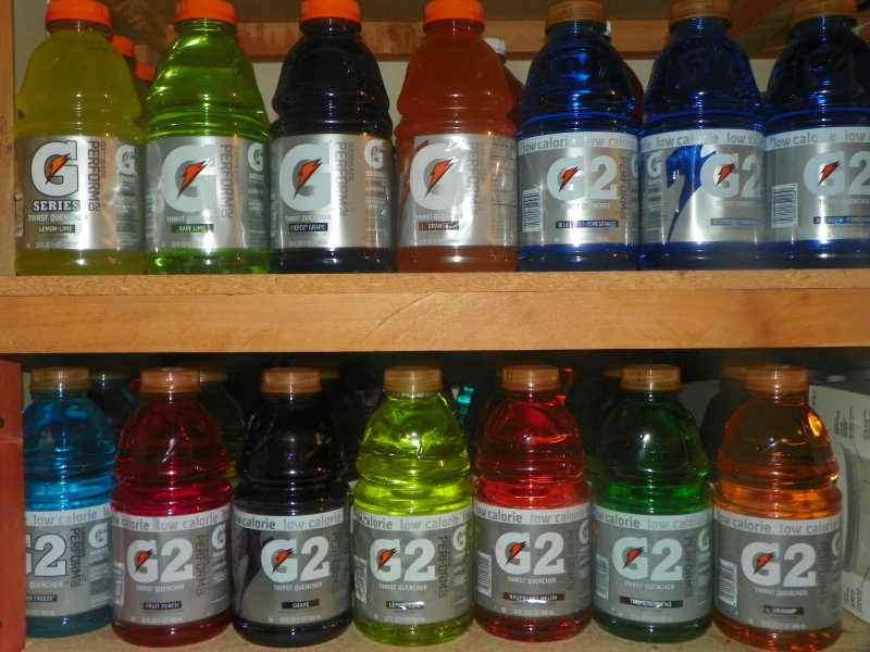 ¿Cómo elegir una bebida isotónica?