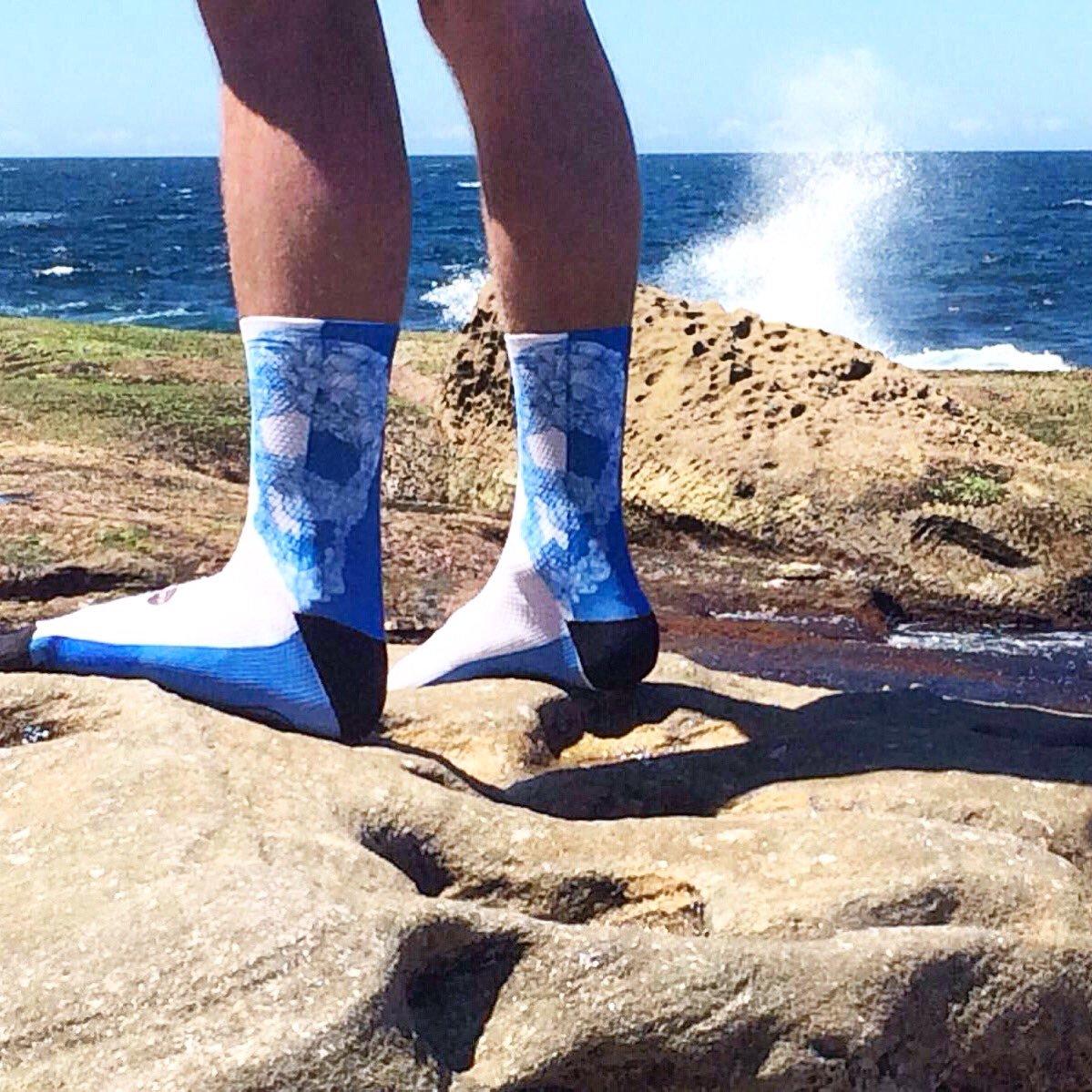 MB Wear, los calcetines más atrevidos y exclusivos del pelotón