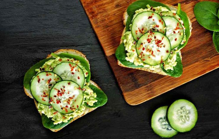 desayuna grasas saludables