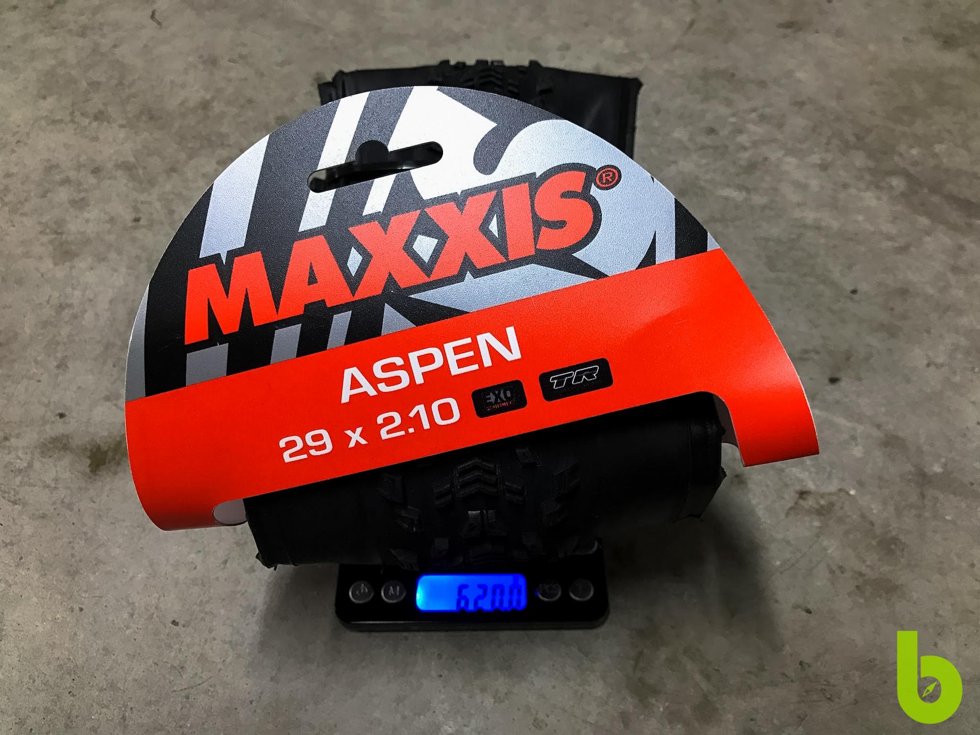 Maxxis Aspen EXO