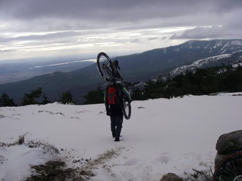 ¿Porqué deberíamos reparar y mejorar nuestra mountain bike durante el invierno?