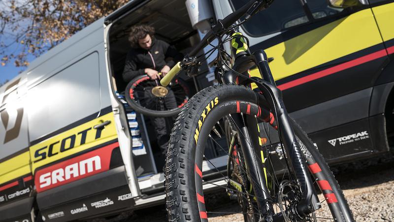 Scott-SRAM MTB XC Race