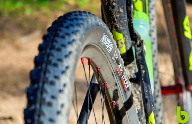 Maxxis Aspen, esta fue nuestra experiencia con los neumáticos de Nino Schurter