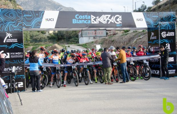 Primera etapa Costa Blanca Bike Race 2017 VÍDEOS