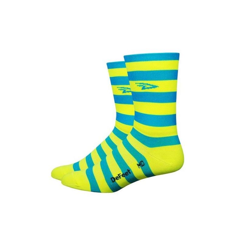 calcetines-defeet-aireator-hi-top-5-d-logo-stripers