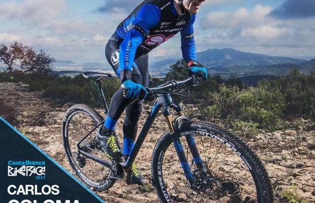 Carlos Coloma participará en la Costa Blanca Bike Race