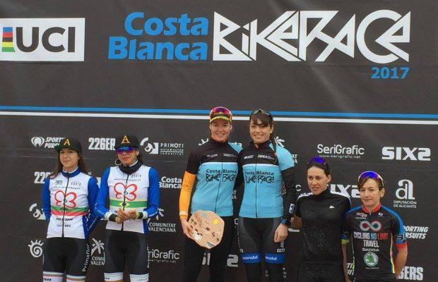 Sergio Mantecón sigue liderando la Costa Blanca Bike Race