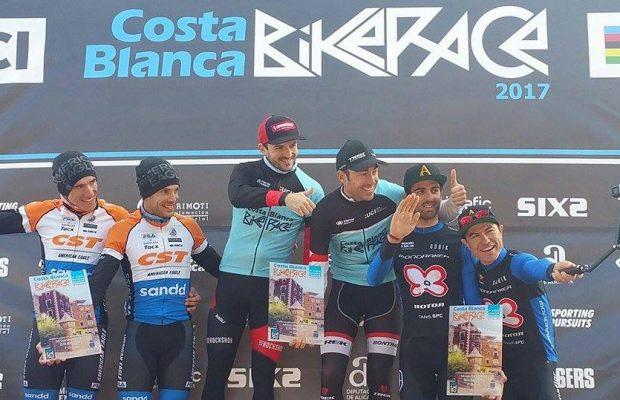Tercera victoria de la pareja Mantecón-Skarnitzl en la Costa Blanca Bike Race
