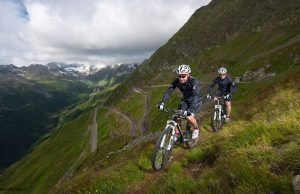 componentes de mountain bike