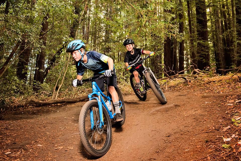 El mountain bike, asignatura en un colegio australiano
