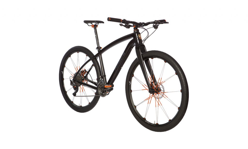 mountain bike de Porsche