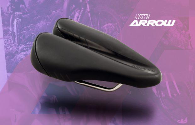 Nuevo sillín para mountain bike Duopower Arrow