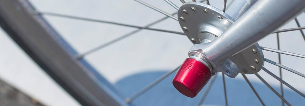 Abus Nutfix, un sencillo antirrobo para sillín y ruedas
