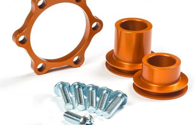 Kit MRP para pasar tu rueda al estándar Boost