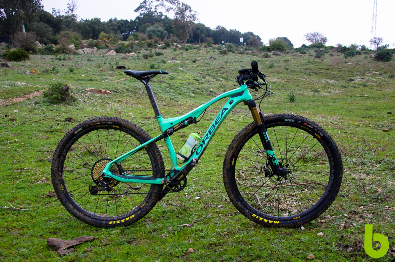 La mountain bike perfecta existe, probamos la Orbea OIZ 2017