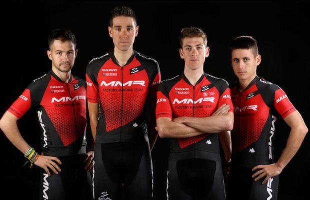 Presentado el equipo de MMR Bikes para 2017
