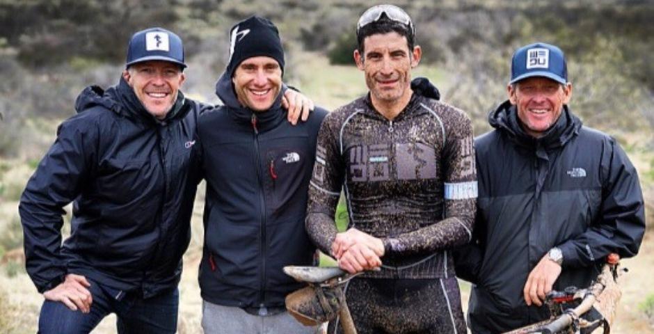 Lance Armstrong habla de su pasado con compañeros del US Postal