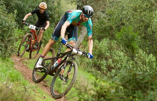 Tiago Ferreira, nuevo líder de la Andalucía Bike Race