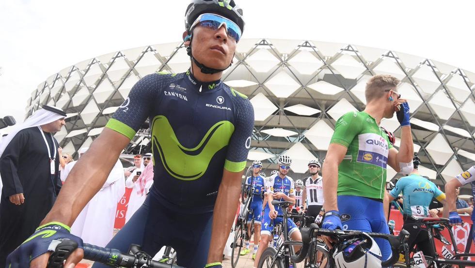 Esto opina Nairo Quintana de los frenos de disco en el ciclismo