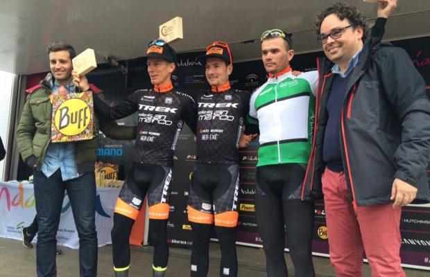 Victorias de Rabensteiner y Gouläo en la segunda etapa de la Andalucía Bike Race