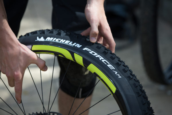 Michelin Force AM
