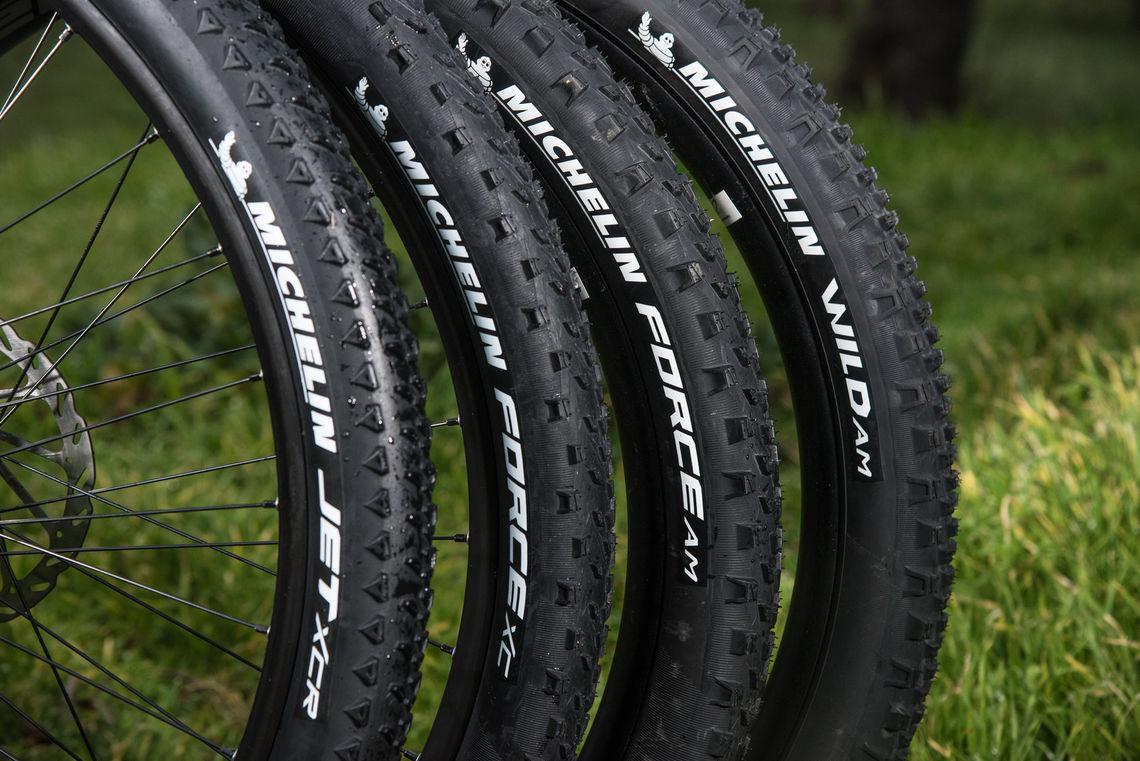Michelin neumáticos MTB