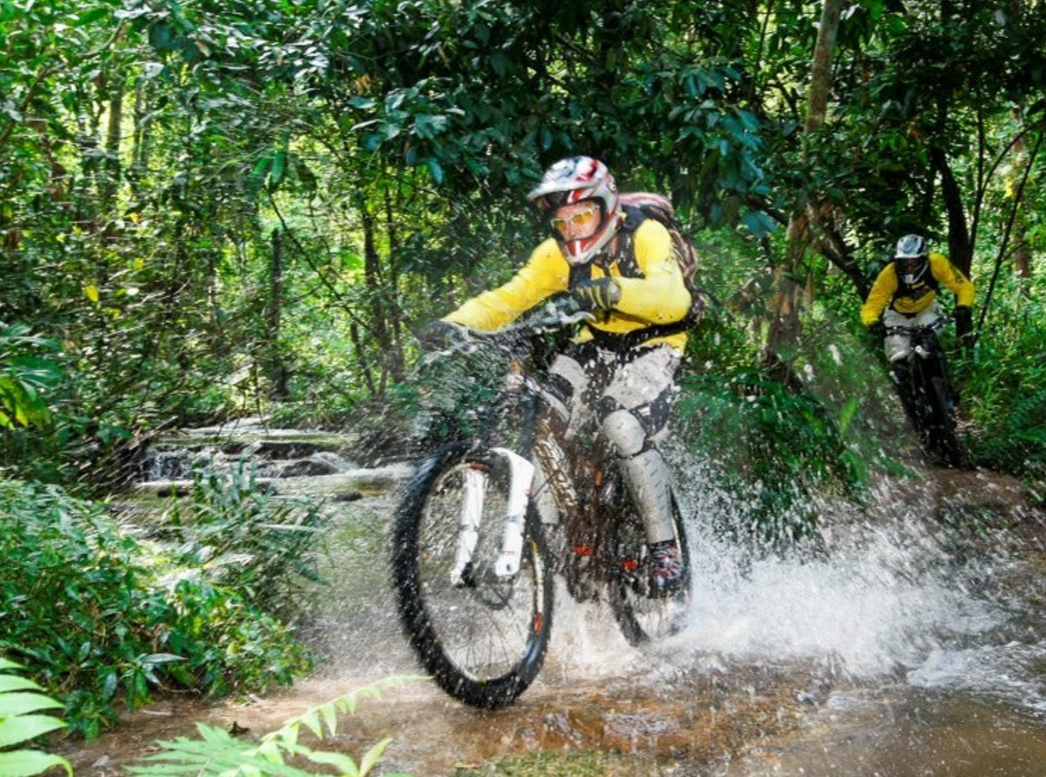 Mountain bike rio