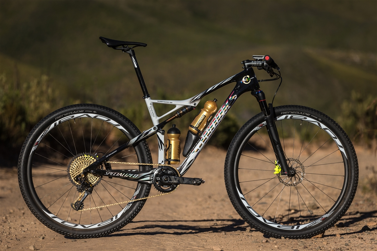 Specialized S-Works Epic FSR de Kulhavy