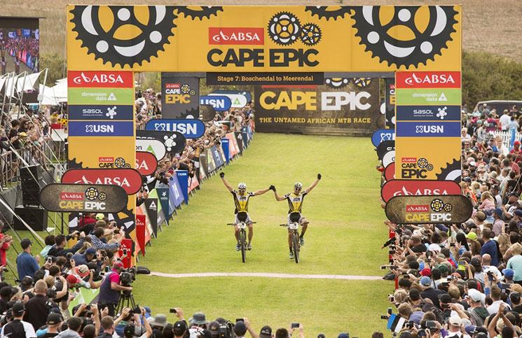ABSA Cape Epic 2017