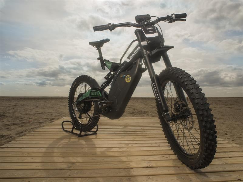 mountain bike eléctrica