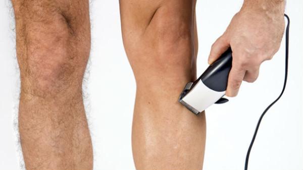 depilarse las piernas maquinilla