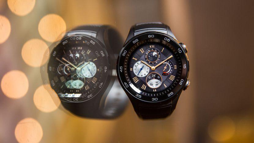 Huawei Watch 2, un reloj con WiFi y Strava que mide el VO2 max