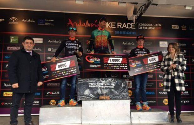 Tiago Ferreira se adjudica la Andalucía Bike Race 2017 [CLASIFICACIÓN FINAL]