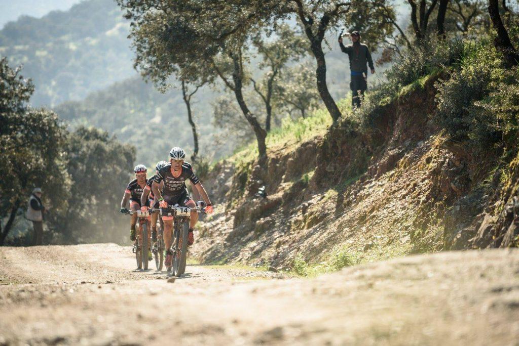 cuarta jornada de la Andalucía Bike Race