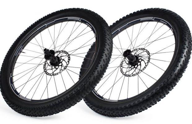 Nuevas ruedas HED Raptor de carbono para 27,5 plus