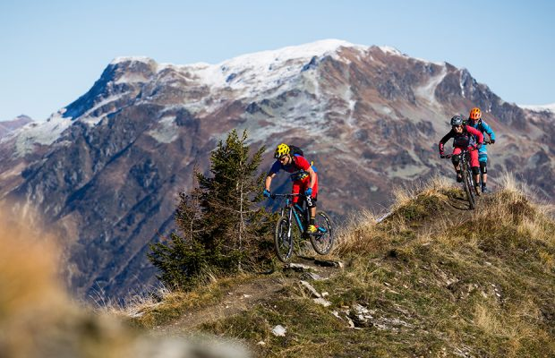 Diferencias entre las mountain bikes para XC y Trail