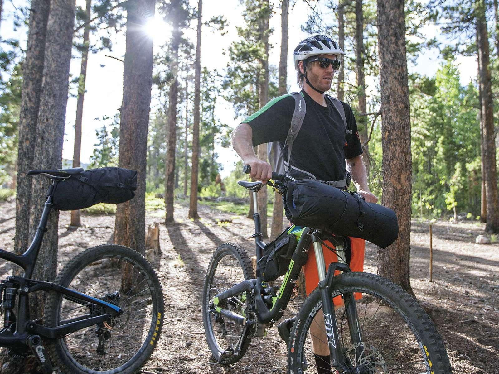Topeak bikepacking