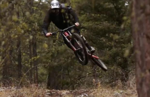 100 segundos de mountain bike agresivo, sin aditivos