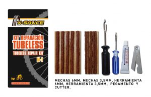 KIT MECHAS X-SAUCE
