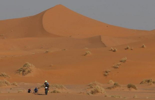 Titan Desert 2017 vídeos de una tercera etapa épica