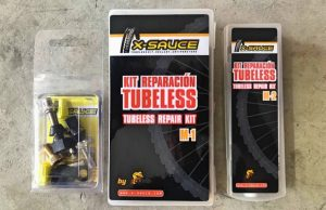 X sauce mechas tubeless