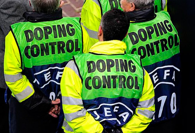 Control antidoping