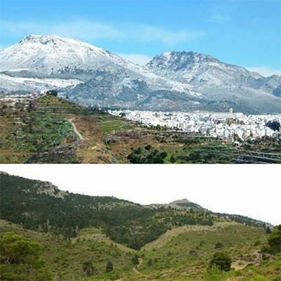 etapa 1 Vuelta Andalucia MTB 2017