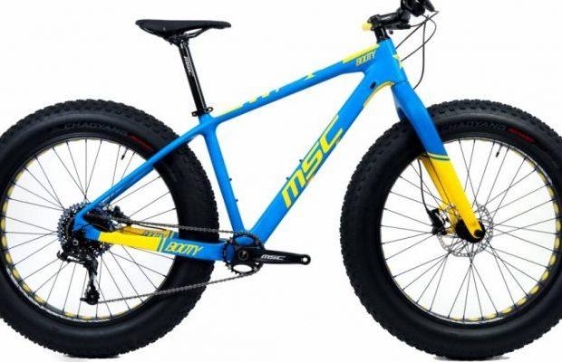 Esta es la fat bike que ha ganado la Titan Desert 2017