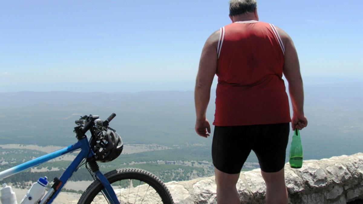 Bajar de peso rapido en bicicleta