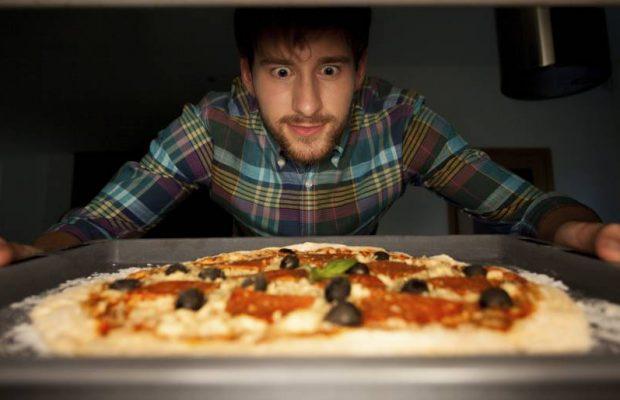 Pizza, ¿amiga o enemiga del ciclista?