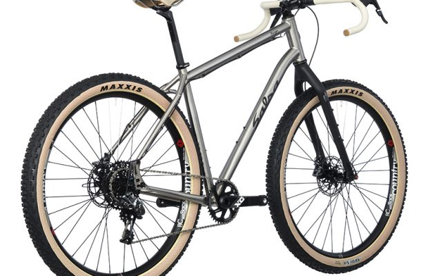 Regresan las bicis de Titanio de Salsa Cycles